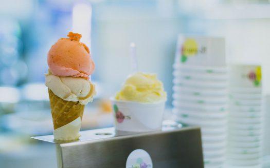 Eissalon - Eiscafé - Konditorei in Wien, gute Lage, günstige Ablöse, hoher Umsatz